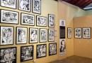 Exposição de Marcos Pê fica em cartaz até o dia 25 de março