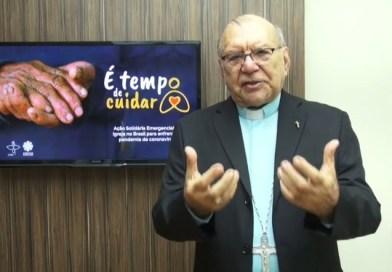 Tempo de Cuidar: Dom Jacinto pede doação para o Dia das Mães