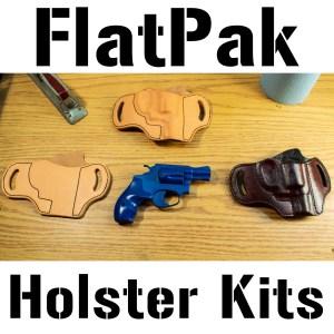 FlatPak Holster Kits