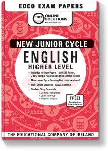 Junior Cycle English Higher Level 2017