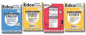 Edco Junior Cycle Junior Cert Exam Papers