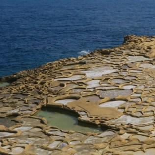 Salt beds
