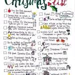 Christmas Dream List