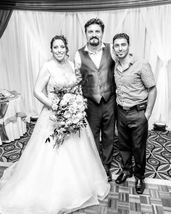 Congratulations Rafif & Bedri