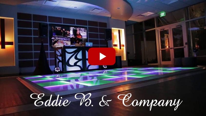led dance floor rental ft lauderdale