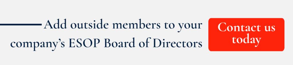 Contact us about ESOP directors