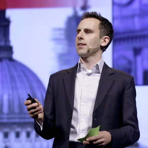 Eddie Copeland Public Speaker
