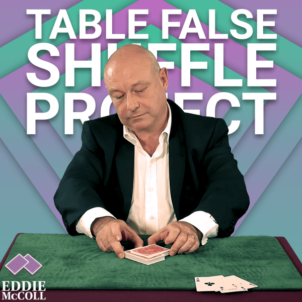 The Table False Shuffle Project