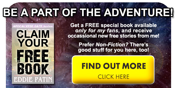 Find out about how to get FREE BOOKS from Eddie Patin!