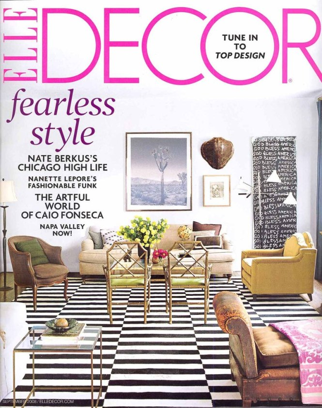 Here Is Another Great Magazine Deal You Can Pick Up A Subscription To Elle Decor For Only 4 50 Per Year 69 Off Order 3 Years At