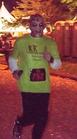 Screaming Pumpkin Race 2014