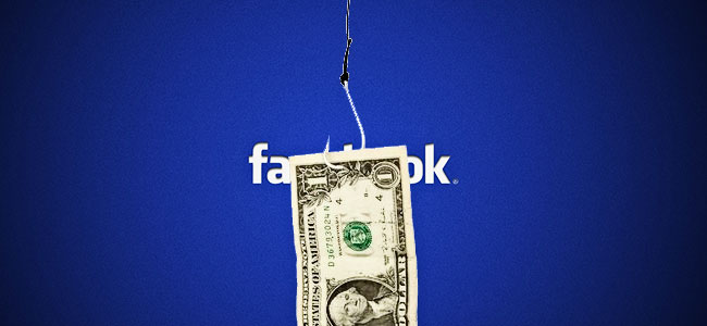 Facebook arrives where it wanted to be all along: Pay for Advertising