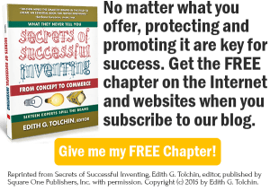No matter what you offer, protecting and promoting it are key for success. Get the FREE chapter on the Internet and websites when you subscribe to our blog.