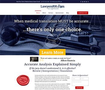 Lawyer's RN