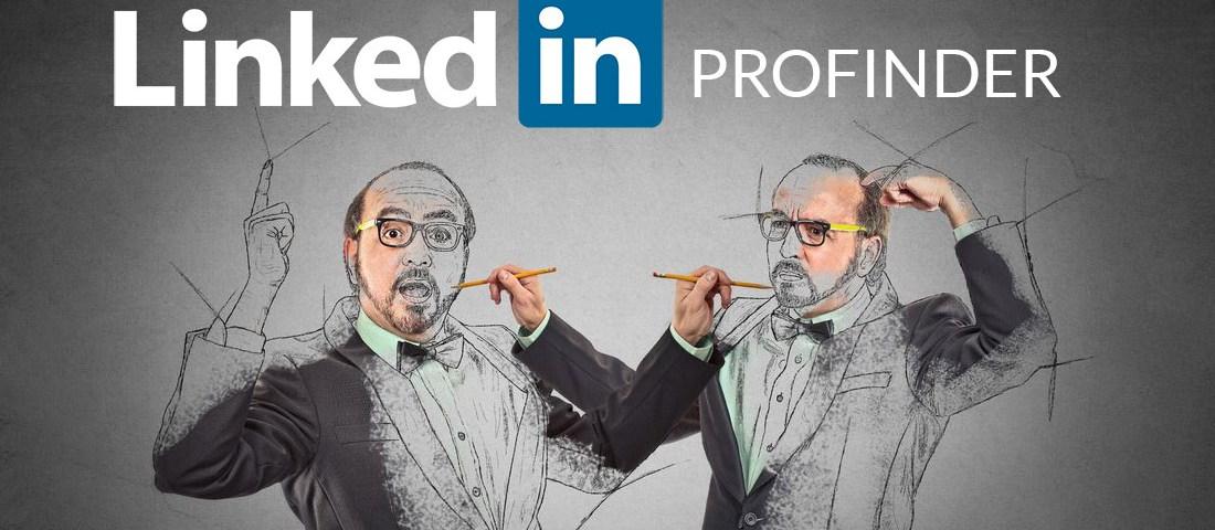 LinkedIn Profinder