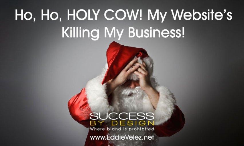 Ho, Ho, Holy Cow meme