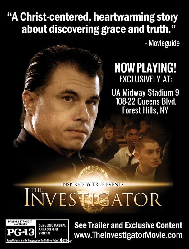 The Investigator Movie