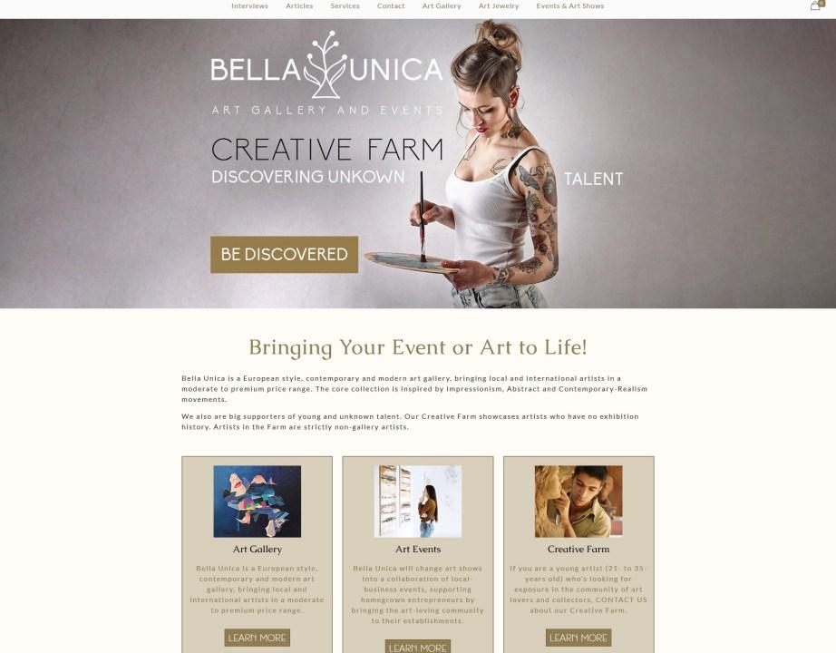 Bella Unica Creative Farm
