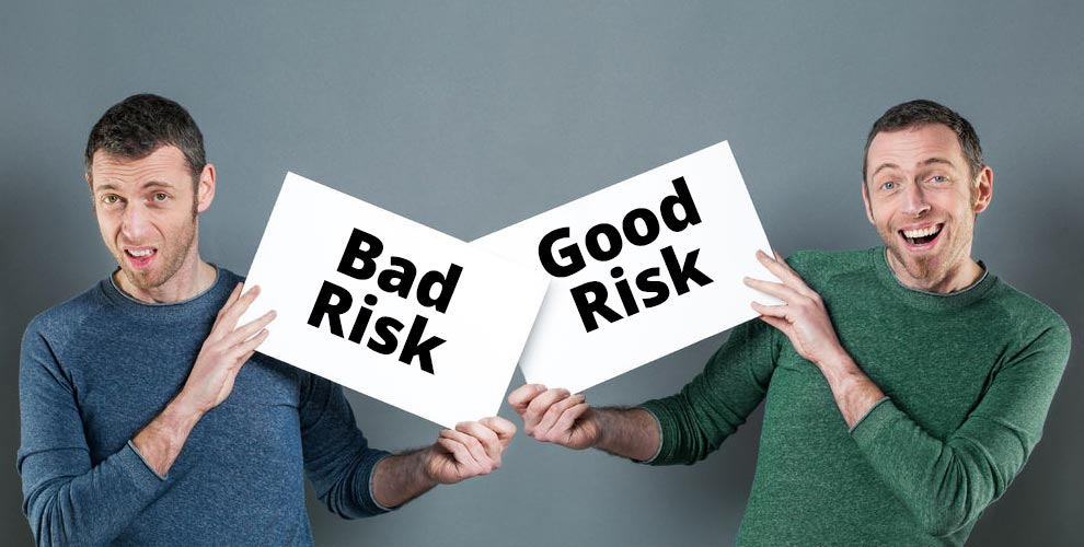 Good risk bad risk