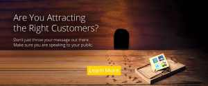 Are you attracting the right customer? Social MEdia Marketing