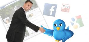 social media is not just for promotion