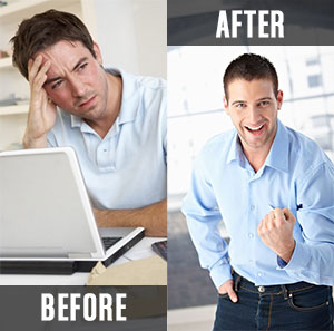 website consult before and after