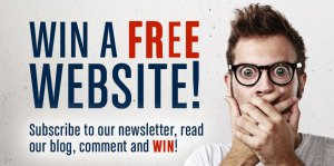 win a website