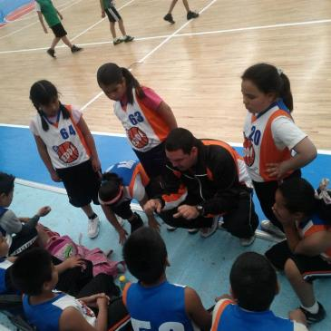 Jugando al Minibasket- Conociendo su historia