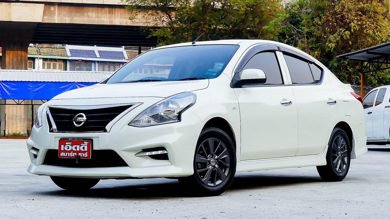 Nissan Almera 1.2 E Sportech / AT ปี 2017
