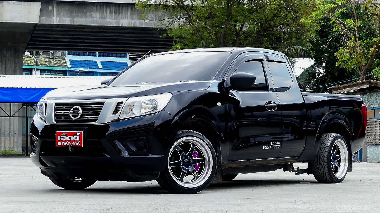 Nissan NP300 King Cab 2.5 S / MT ปี 2019
