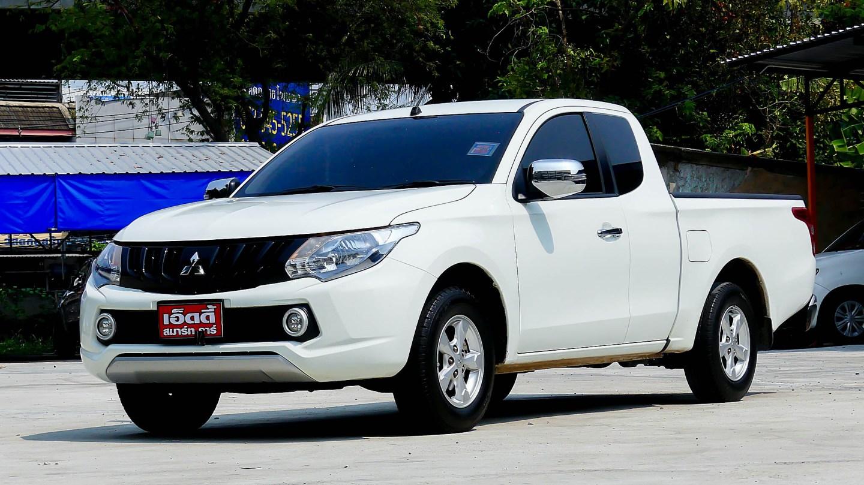 Mitsubishi Triton Mega Cab 2.5 GLX / MT ปี2019