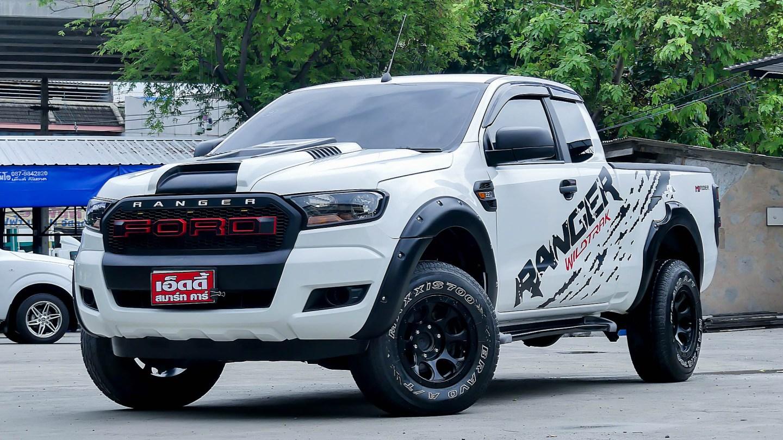 Ford Ranger Hi-Rider 2.2 XL / MT ปี 2017