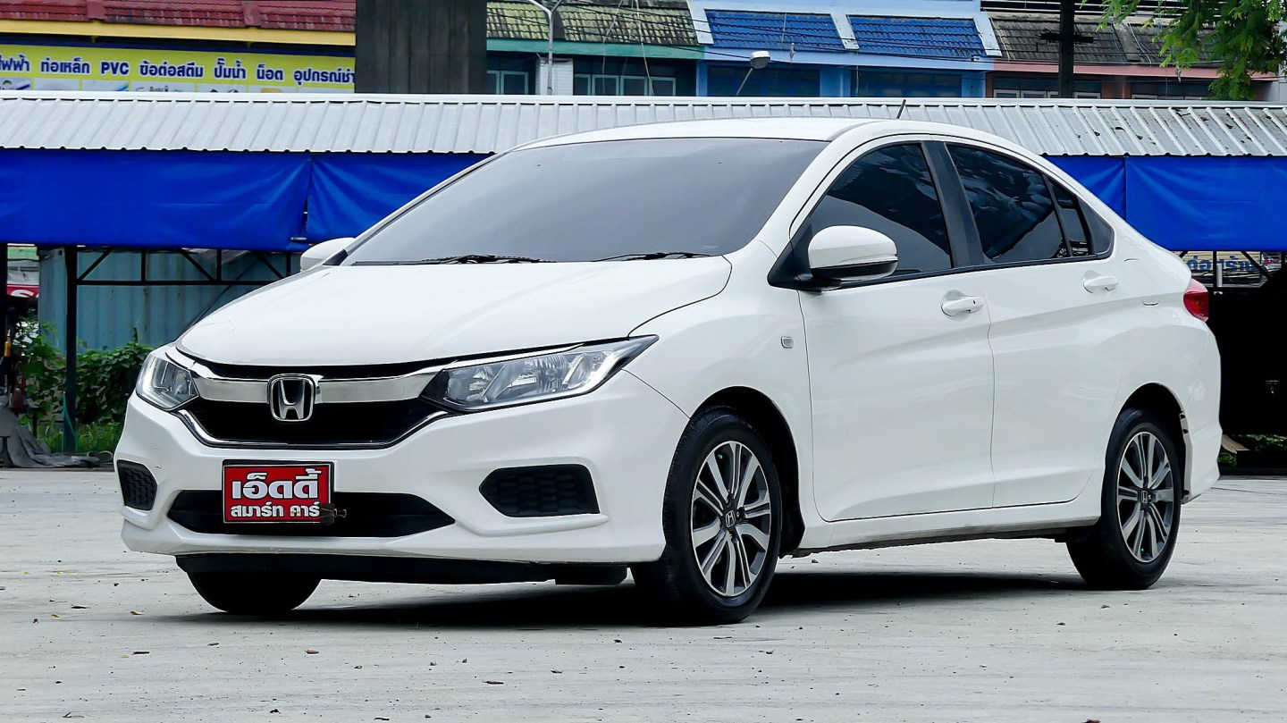 Honda City 1.5 V  Day Light / MT 2017