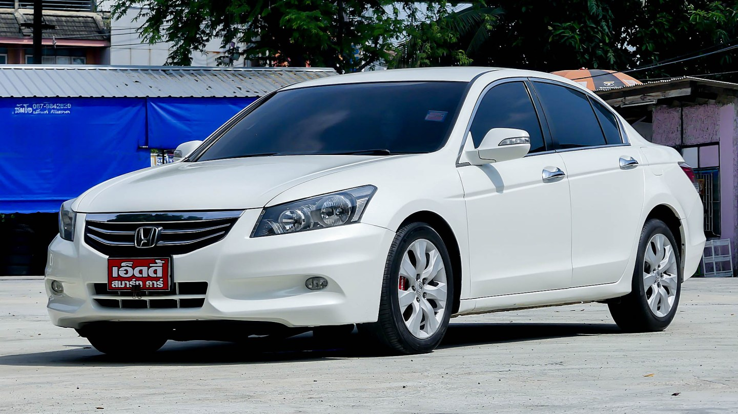 Honda Accord 2.4 EL / AT 2009