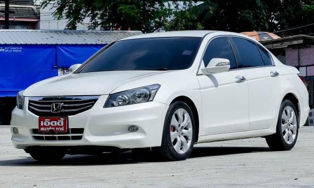 Honda Accord 2.4 EL / AT 2009