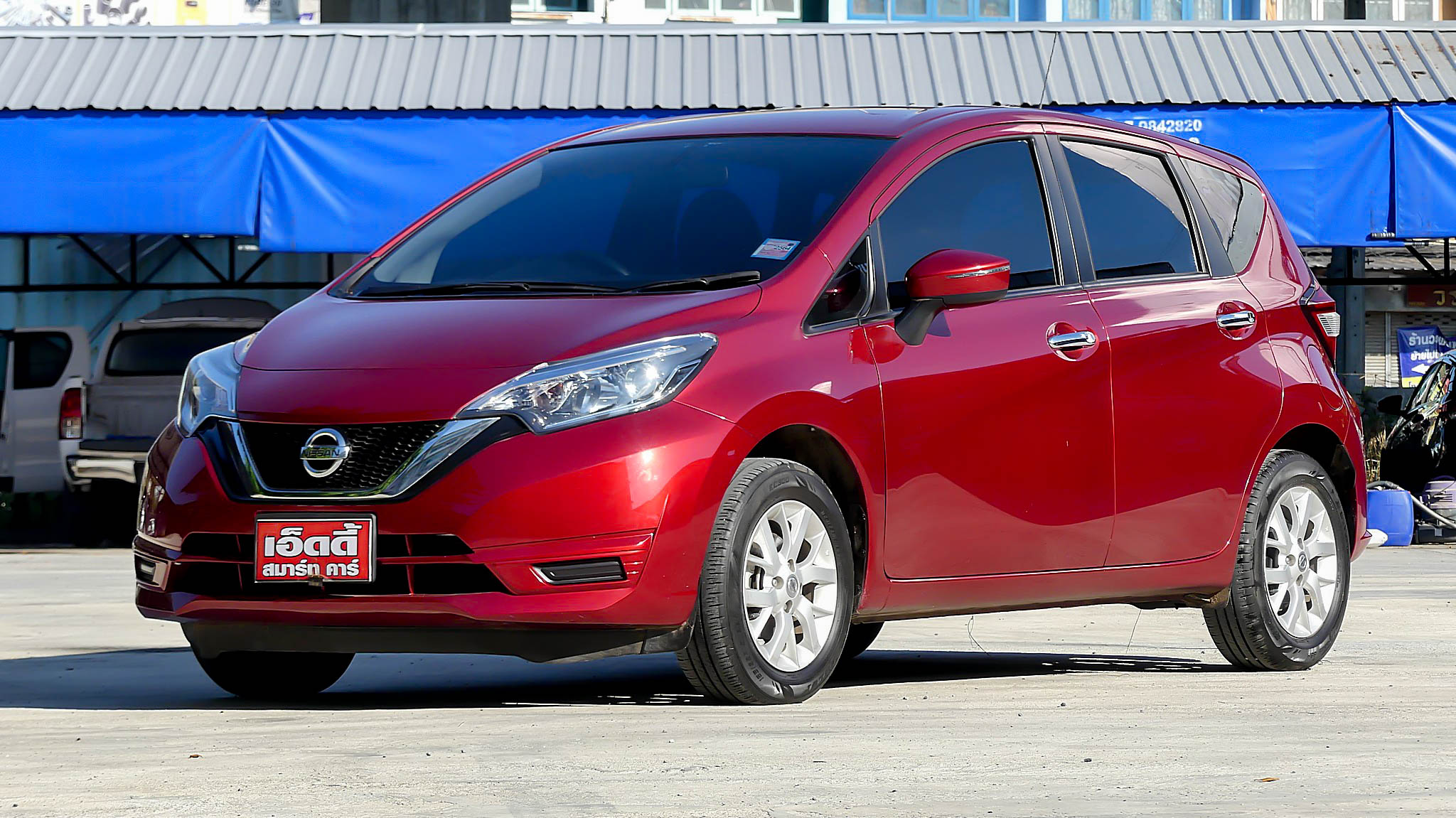Nissan Note 1.2 V / AT ปี 2019