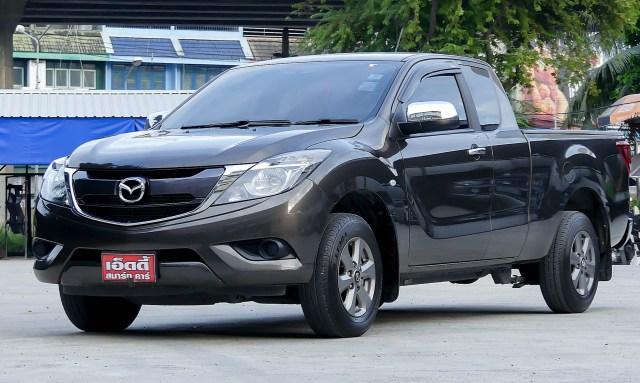 Mazda BT-50Pro Cab 2.2 V / MT ปี 2019