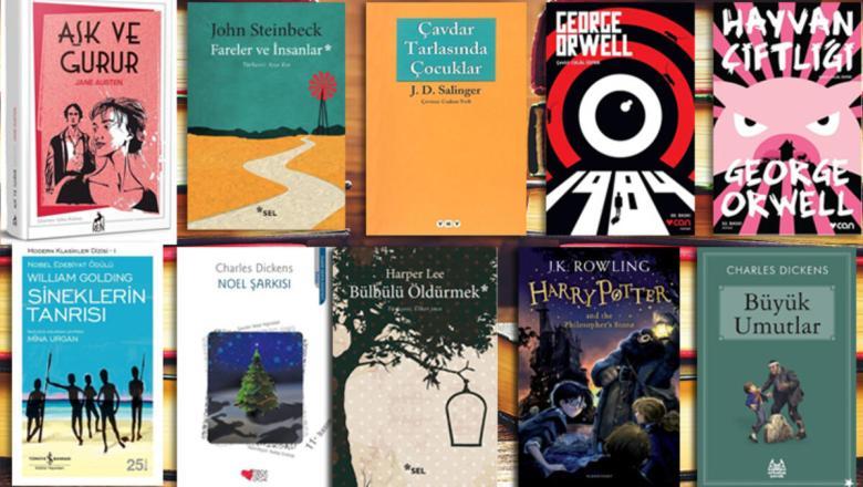En büyük 25 İngiliz romanı