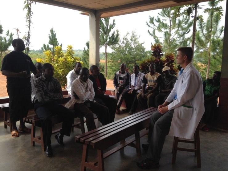 Meducation in Africa!