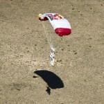 Baumgartner parachute