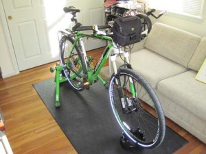 Stationary Bicycle Trainer