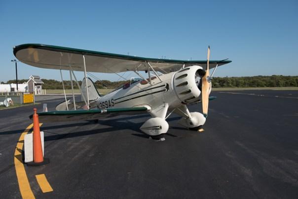 Waco Biplane Reproduction