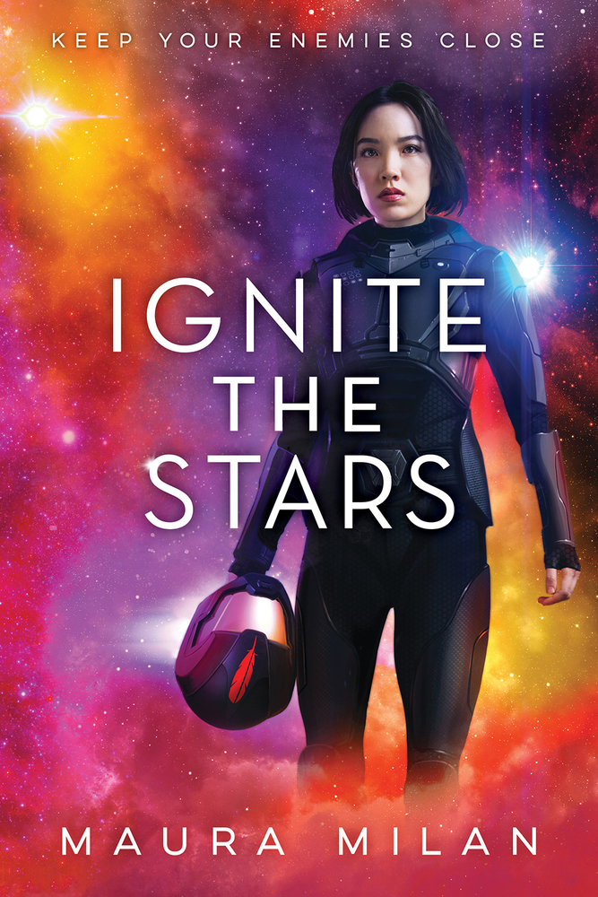 Ignite the Stars by Maura Milan (23 Books by Filipino Diaspora Authors For Your Shelf)