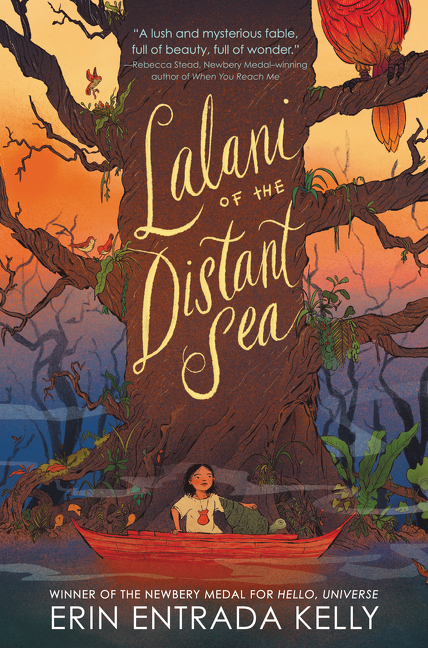 Lalani of the Distant Sea by Erin Entrada Kelly (23 Books by Filipino Diaspora Authors For Your Shelf)