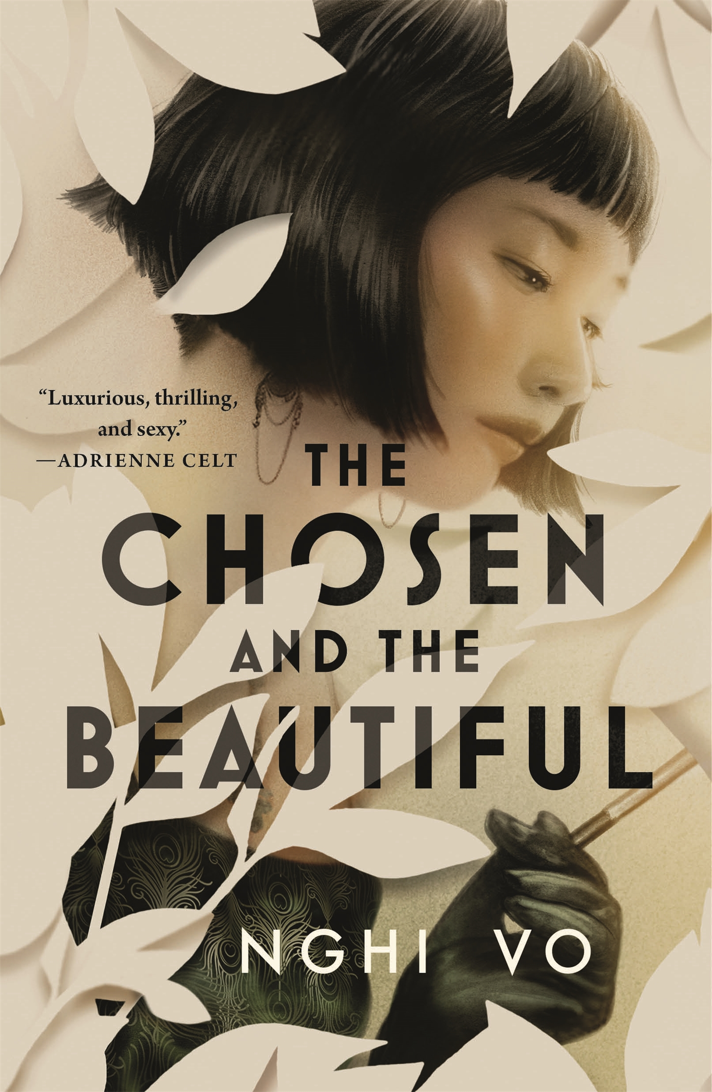 Book cover: The Chosen and the Beautiful by Nghi Vo