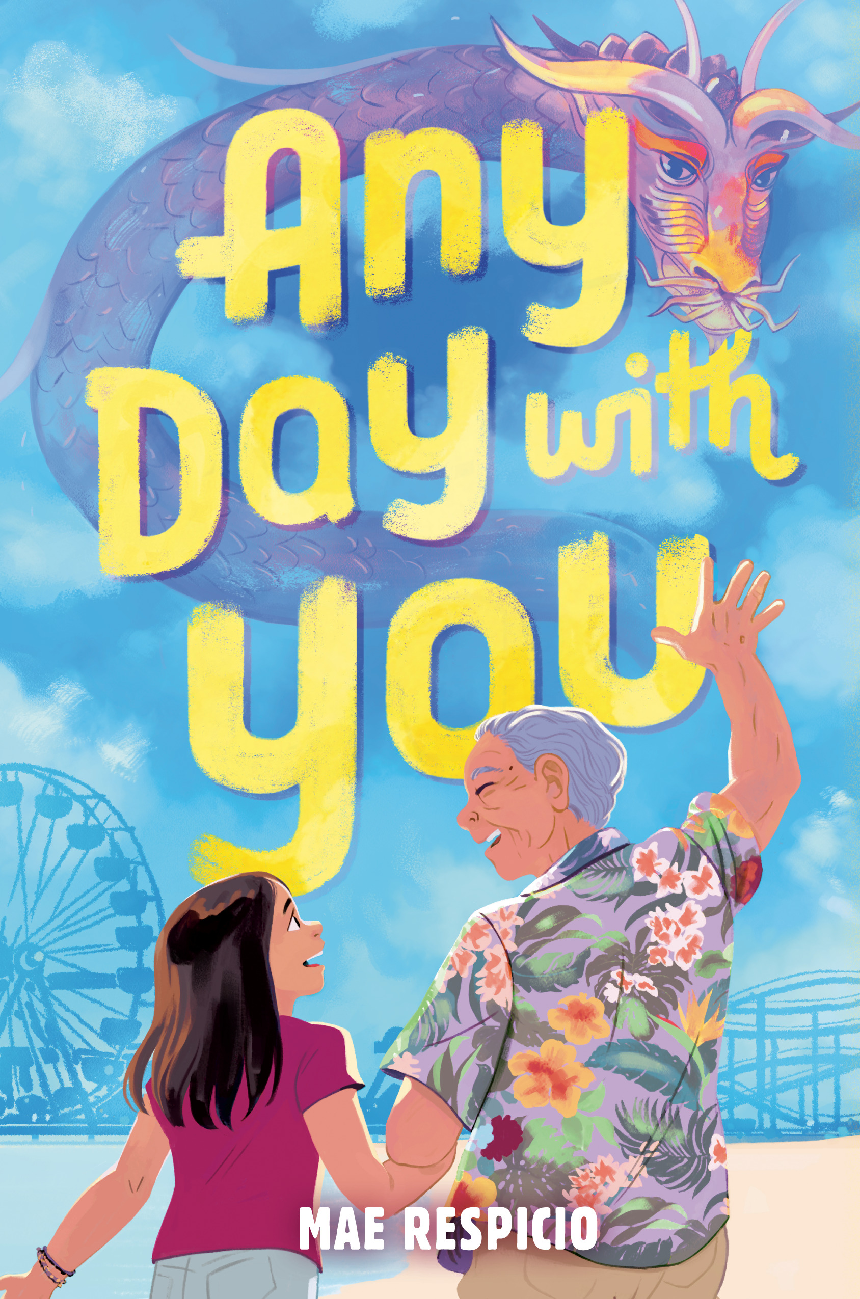 Any Day with You by Mae Respicio (23 Books by Filipino Diaspora Authors For Your Shelf)