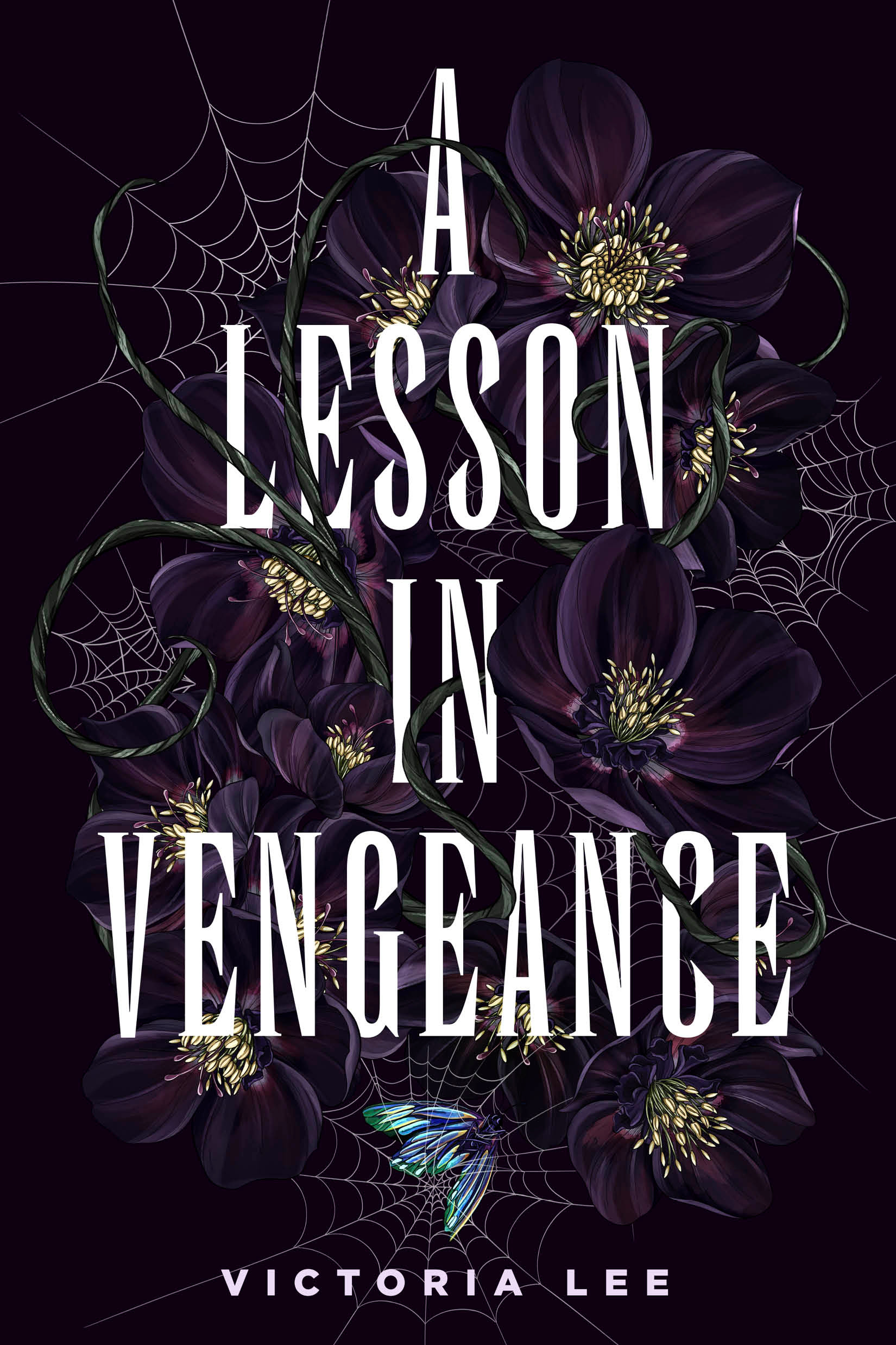 2021 book releases: A Lesson in Vengeance by Victoria Lee