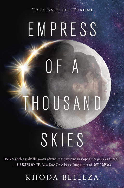 Empress of a Thousand Skies by Rhoda Belleza (23 Books by Filipino Diaspora Authors For Your Shelf)