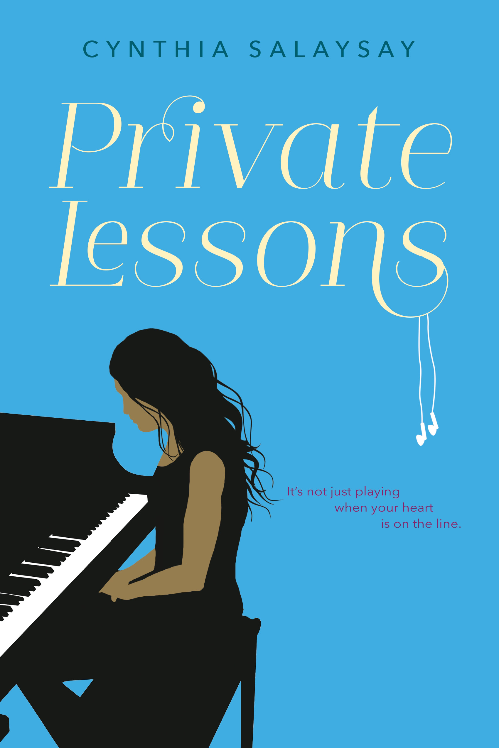 Private Lessons by Cynthia Salaysay (23 Books by Filipino Diaspora Authors For Your Shelf)