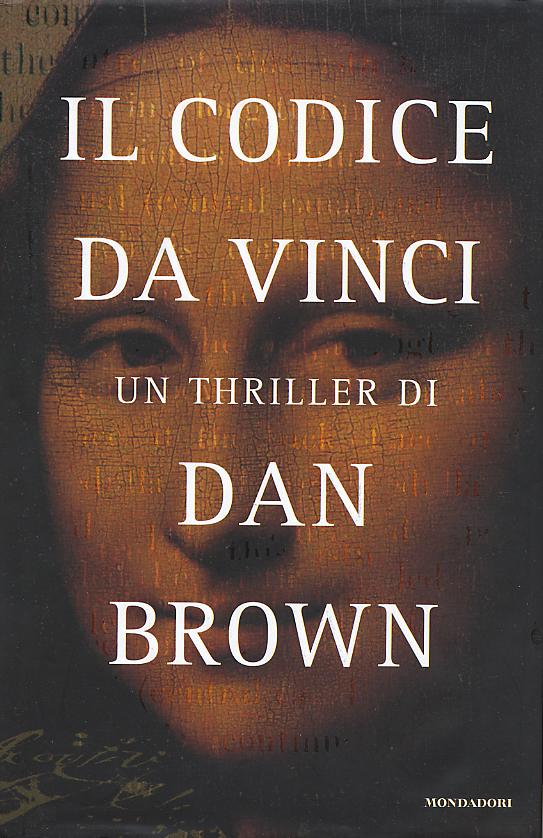 Il romanzo di Dan Brown